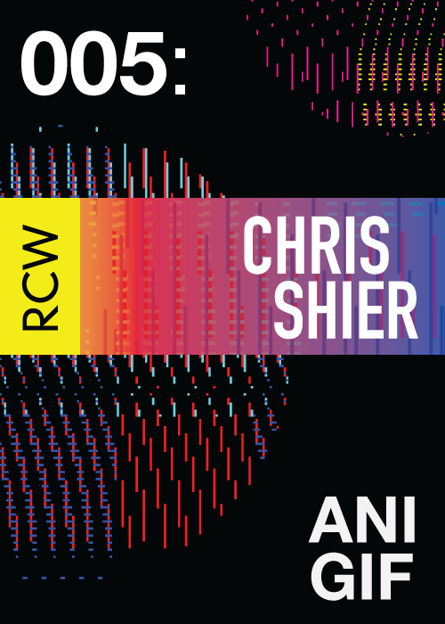 ANI GIF 1.5: Chris Shier